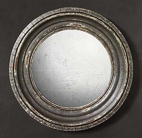 mirrors restoration hardware for the home pinterest