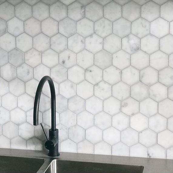 Bstylist Phoenix Slimline Sink Mixer In Onix Matte Black Is Featured This Stunning Image Kitchen Ideas And Inspiration