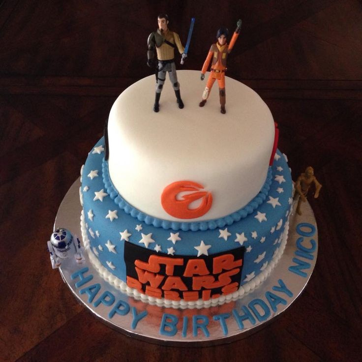 Star Wars Rebels Cake Images : 278 best images about Carter s Birthday ideas on Pinterest ...