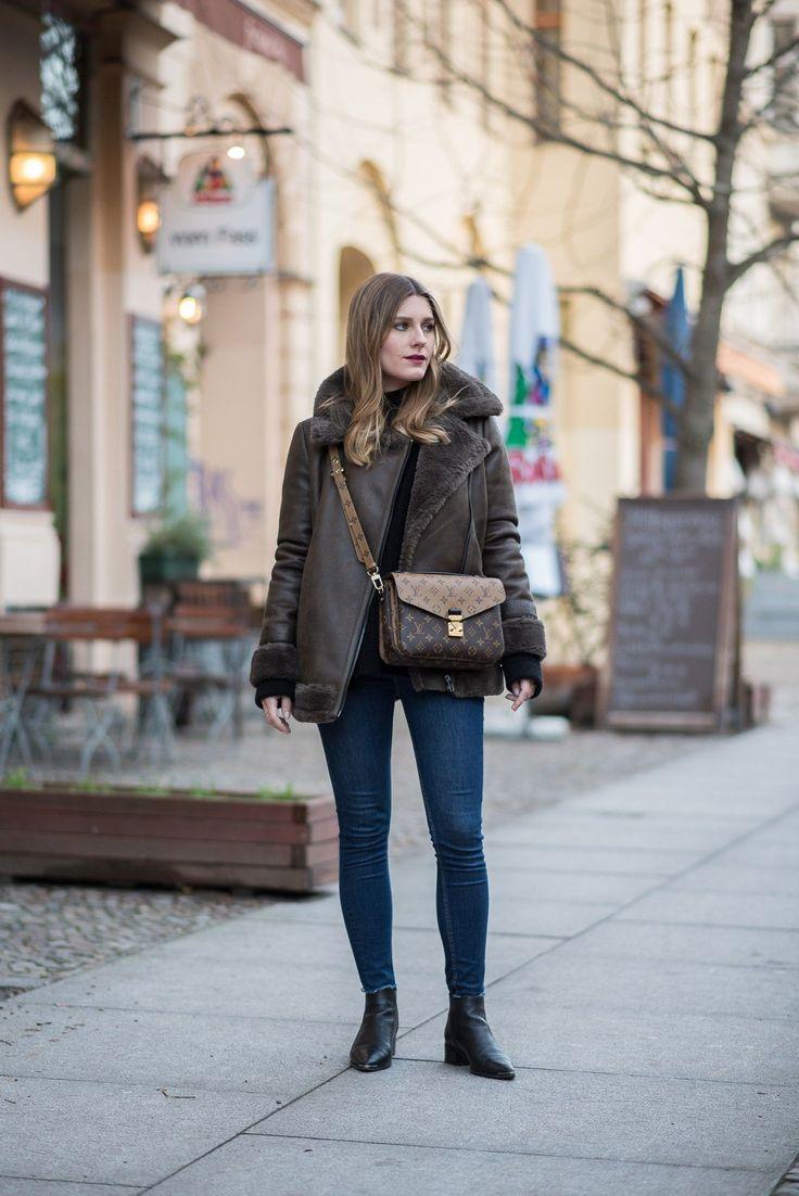 brown aviator jacket – Hoard of Trends – Personal Style & Fashion Blog / Modeblog aus Berlin #acneaviatorjacket,