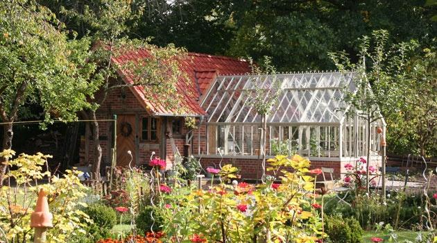 Alitex Traditional Greenhouse - Deutschland