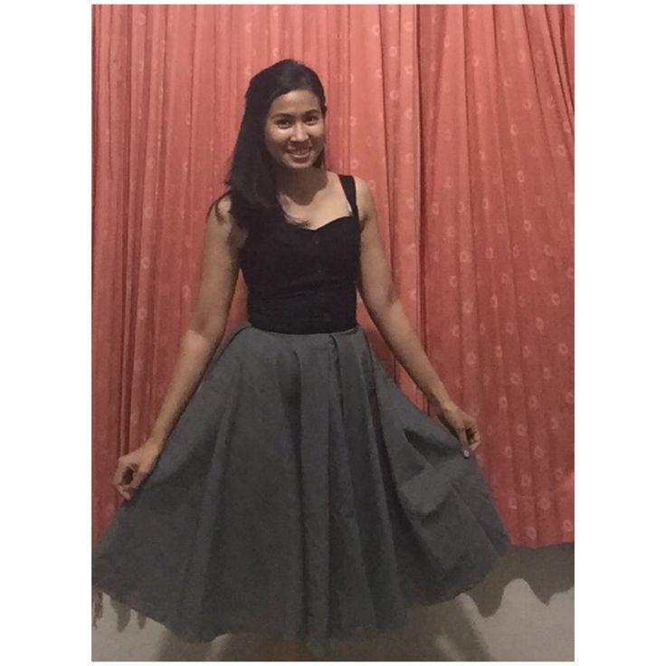 Replica dress by LV