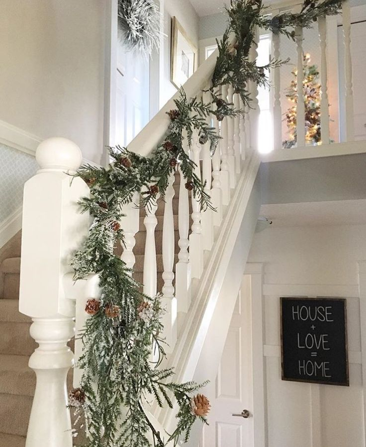 Pin by Jorrin Losee on Future home | Pinterest | Winter christmas