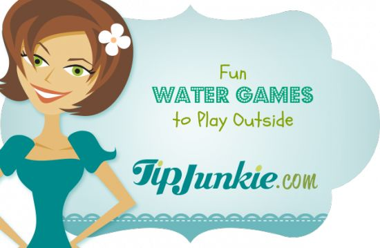Fun Water Games to Play Outside {Water Wars Night!}