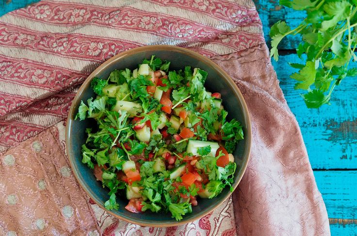 Israelilainen salaatti