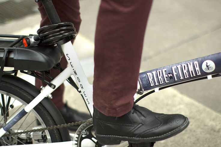 BIKE DA FIRMA (Firm Bike) - Señores