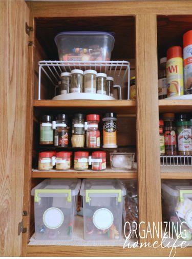 Best 20 Spice Cabinet Organize Ideas On Pinterest Small