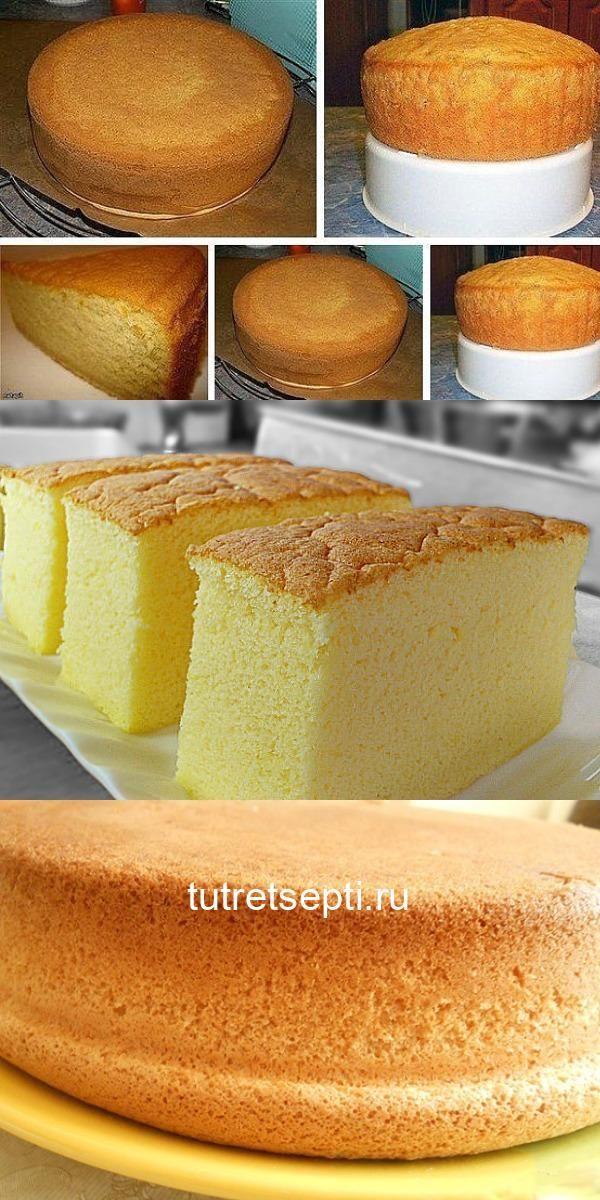 Biskuit auf Limonade! Üppig und unglaublich lecker!    – Выпечка