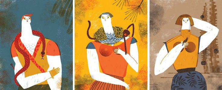 Calendar : MALOTA - Illustrations