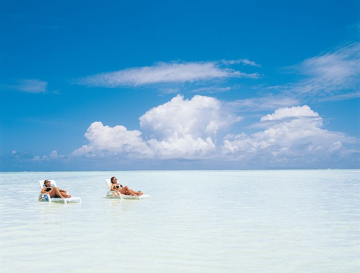 What is Winter for you? For us it's soak up the sun and relax under the war sun of Zanzibar!