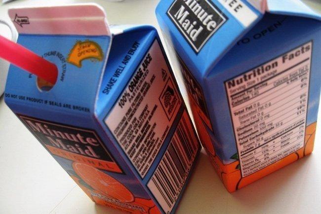 Aprende a leer las etiquetas de los alimentos