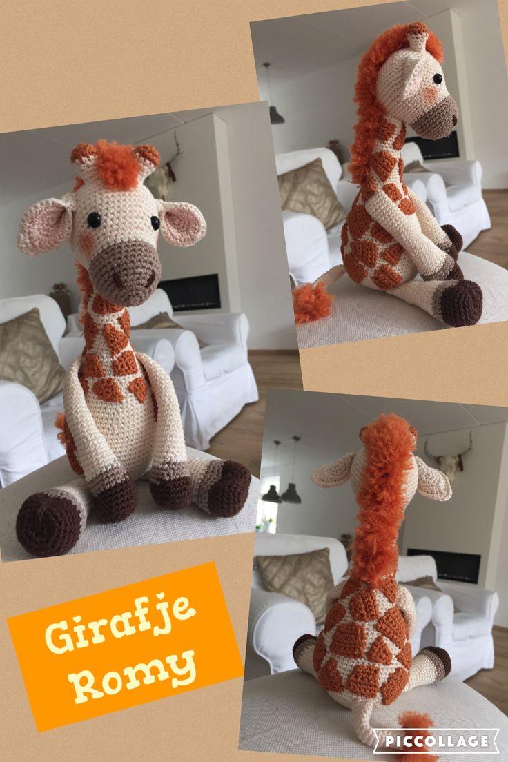 Giraf Romy