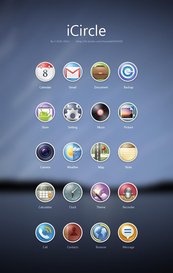 circle iconsCircles Icons, Miui Theme, Free Icons, Icons Sets, App Icons, Web Icons, Theme Icons, Icons Design, Ios Icons