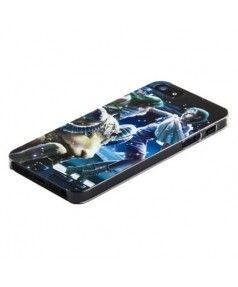 Чехол Овен знак зодиака для iPhone 5, доставка по Москве и всей РФ.