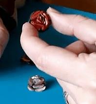 Como hacer rosas de metal con cápsulas de Nespresso | Como hacer...