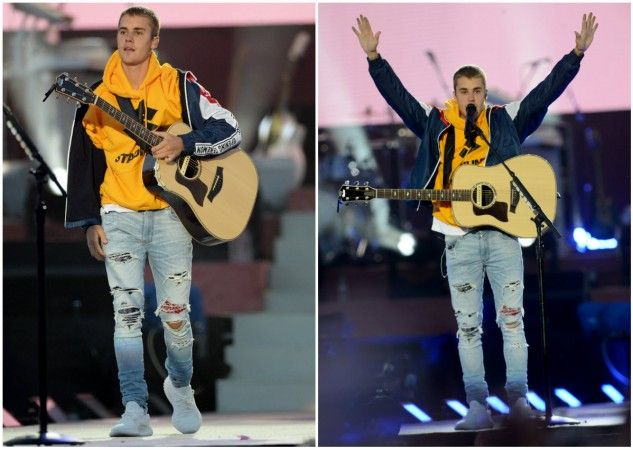 One Love Manchester: Justin Bieber moves everyone to tears with emotional speech, chants 'love, love, love' with crowd [VIDEO]