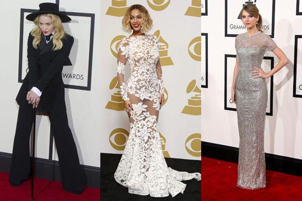 Los mejores y peores 'looks' de los Grammy 2014