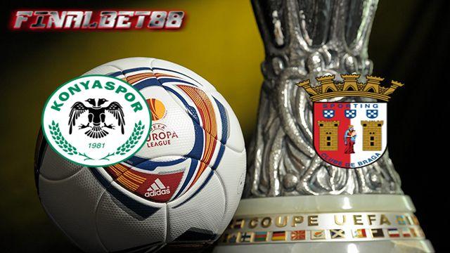 Prediksi Konyaspor vs Sporting Braga 21 Oktober 2016