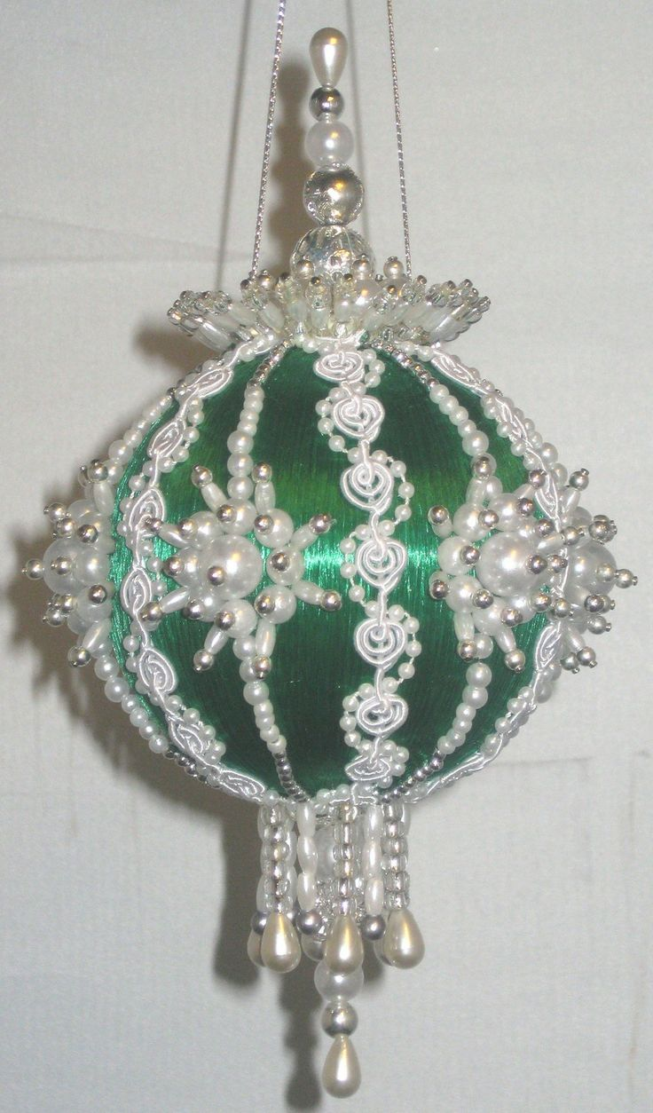 Victorian christmas decorations diy - Find This Pin And More On Crafts Sequined Ornaments Other Ornaments