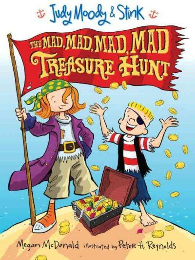 The Mad, Mad, Mad, Mad Treasure Hunt (Judy Moody)