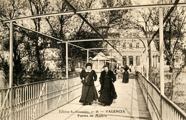 Puente de Madera,  Valencia