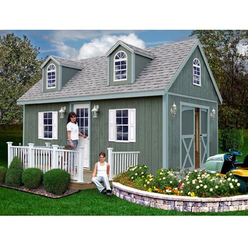 Storage shed plans 16x24 woodworking projects plans for 12x18 garage plans