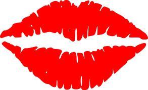 Lippen, Mund, Sprechen, Kuss