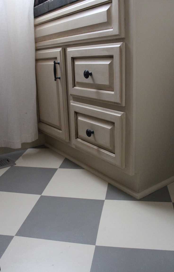 37 Best Chalk Paint On Floors Images On Pinterest Paint Decor Painting And Diy