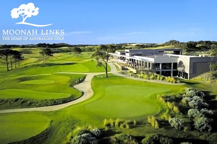 Apartments 1 and 2 at Moonah Links Golf Course.  Perfect resort style accommodation with shuttle service to the Peninsula Hot Springs.