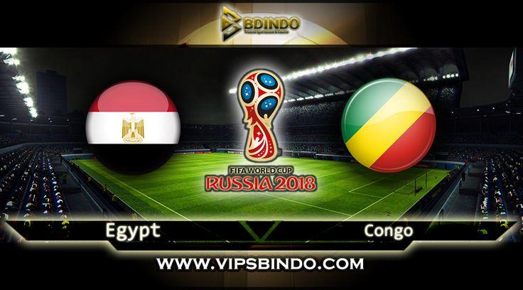 Vipsbindo Agen Bola Online pada artikel ini kembali memberi panduan serta perkiraan untuk Football Lovers untuk kompetisi Zona World Cup Qualifiersa kesempatan ini pada Egypt vs Congo 9 Oktober 2017 kompetisi ini berjalan pada jam 00:00 WIB.