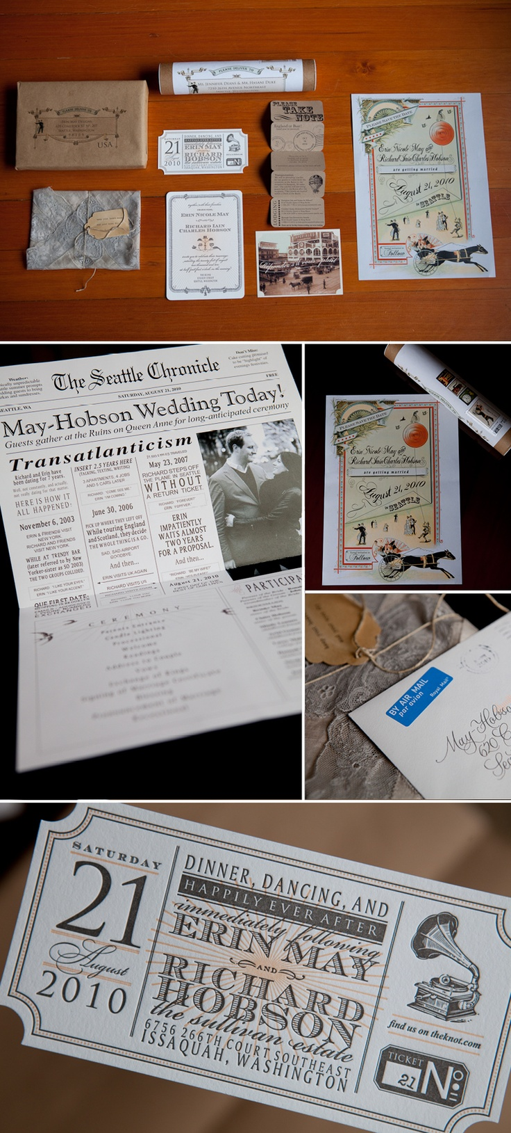 123 Best Wedding Theatre Images On Pinterest Invitation Ideas