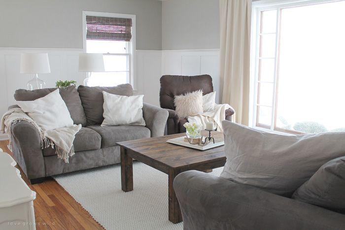 Best 25+ Dark grey couches ideas on Pinterest | Dark gray ...