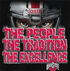 Ohio State Buckeyes Football | Ohio State Buckeyes Football T-Shirts - The People Tradition ...