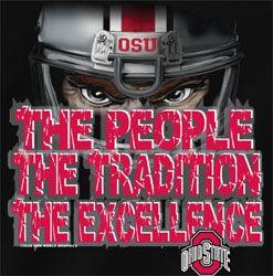 Ohio State Buckeyes Football   Ohio State Buckeyes Football T-Shirts - The People Tradition ...