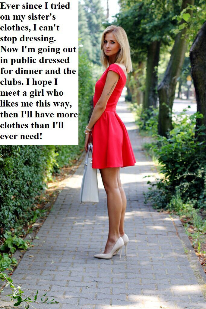 512 Best My Brothers My Sister Images On Pinterest Tg Captions Crossdressed And Daughters