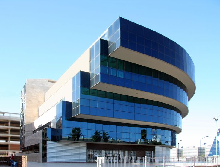Modern Architecture Office Buildings