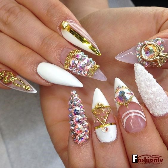 3d Nail Salon Fancy Nails Spa Game For Girls To Make Cute: 2779 Best Images About Nails! On Pinterest