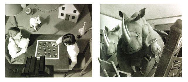 chris van allsburg coloring pages - photo#33
