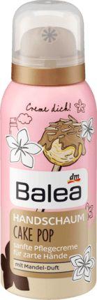 Der Balea Handschaum verzaubert dich mit seinem Wohlfühlschaum und pflegt deine Hände spürbar zart. Die extrazarte Schaumformulierung mit Aloe Vera verleih…