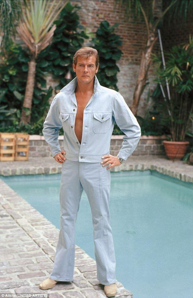 32 best Roger Moore images on Pinterest | Roger moore, James bond ...