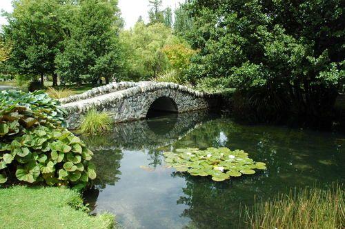 Queenstown Gardens - Queenstown, New Zealand