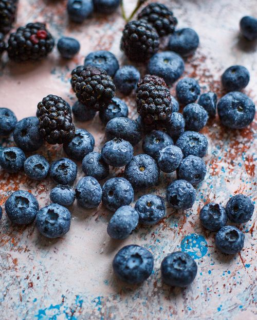 #Libelle 'in the kitchenmood' | Blueberries