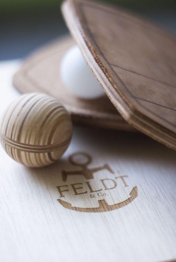 FELDT paddle by Levi Jacob Price