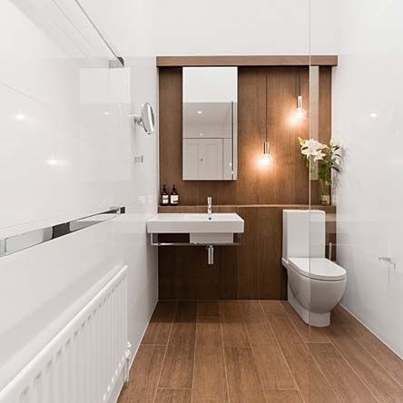 Porcelanosa 'Tavola Foresta' Timber Look Tile | Stunning Bathroom Display | Available at Ceramo, Perth