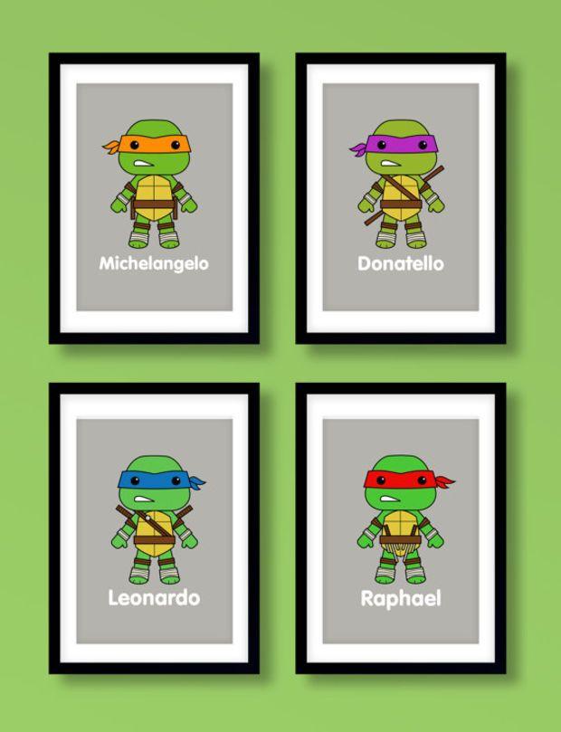 The 25+ best Ninja turtle room ideas on Pinterest | Ninja turtle ...
