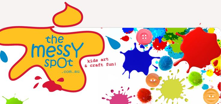 The Messy Spot Eastern Suburbs Parties, Painting and Craft. Mess and play maroubra. Art Studio