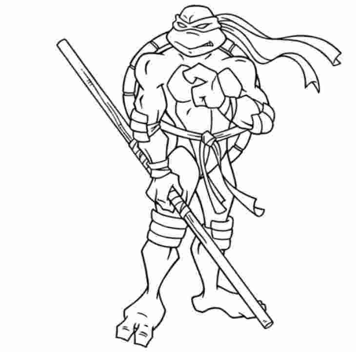 Coloring Pages Donatello Ninja Turtles Coloring Pages New 51