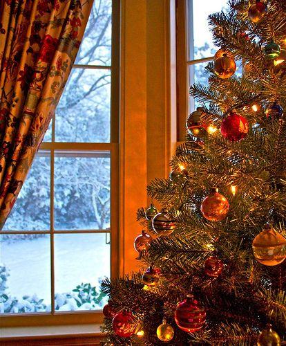 Christmas Snow....I hope!!