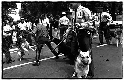 Birmingham, Alabama 1963 Charles Moore for Civil Rights Movement