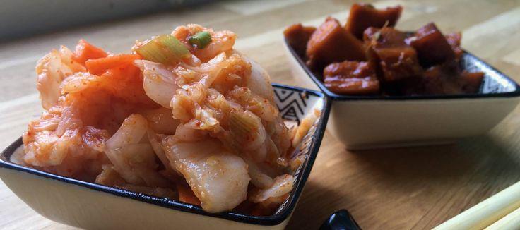 La explosión del kimchi